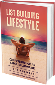 List Building Lifestyle Book